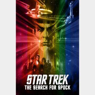 Star Trek III: The Search for Spock / HD / Vudu / iTunes / FandangoNow / via paramountmovies.com
