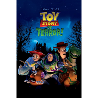Toy Story of Terror! / HDX / Movies Anywhere / iTunes / VUDU