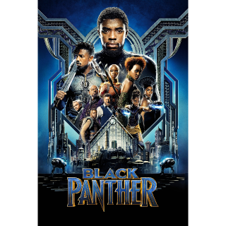 Black Panther -- 4K/UHD on MA - Code Not Split - DMR Points NOT Included