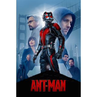 Ant-Man / 4K UHD / Movies Anywhere / VUDU