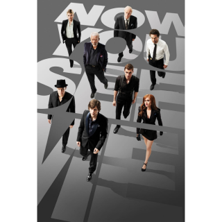Now You See Me / movieredeem.com / 4K UHD