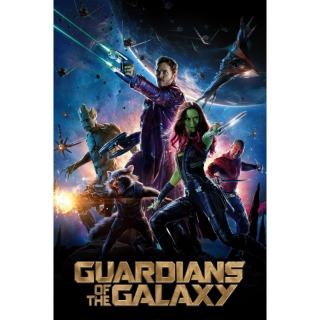 Guardians of the Galaxy / 4K UHD / Movies Anywhere / VUDU
