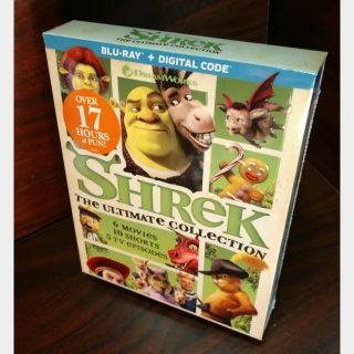 Shrek: The Ultimate Collection with Puss In Boots - 6 Movies / HD / Movies Anywhere