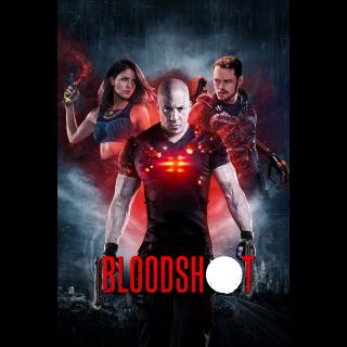 Bloodshot / 4K UHD / MoviesAnywhere
