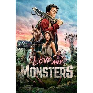Love and Monsters / 4K UHD / Vudu / iTunes / FandangoNow using paramountdigitalcopy.com