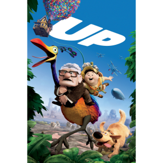 Up / 4K UHD / Movies Anywhere / VUDU