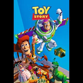 Toy Story / 4K UHD / Movies Anywhere / VUDU