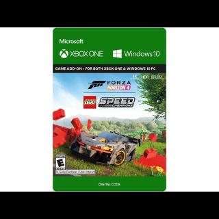 Forza Horizon 4 LEGO Speed Champions [Microsoft Xbox One / PC] [DLC Key] [Region: U.S.] [Instant Delivery]