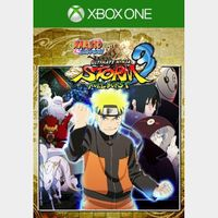 NARUTO SHIPPUDEN: Ultimate Ninja STORM 3 Full Burst [Microsoft Xbox One, X|S] [Full Game Key] [Region: U.S.] [Instant Delivery]