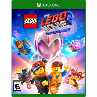 The LEGO Movie 2 Videogame [ Microsoft Xbox One ] [ Full Game Key ] [ Region: U.S. ] [ Instant Delivery ]