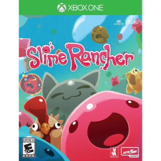 Slime Rancher [Microsoft Xbox One] [Full Game Key] [Region: U.S.] [Instant Delivery]