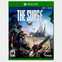 The Surge [Microsoft Xbox One, X|S] [Full Game Key] [Region: U.S.] [Instant Delivery]