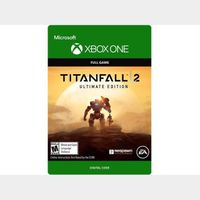 Titanfall 2: Ultimate Edition [Microsoft Xbox One] [Full Game Key] [Region: U.S.] [Instant Delivery]