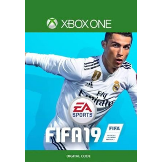 Fifa 19 [ Microsoft Xbox One ] [ Full Game Key ] [ Region: U.S. ] [ Instant Delivery ]