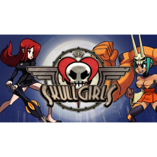 Skullgirls Complete Bundle [ PC, Mac, Linux / Steam ] [ Full Game Key ] [ Region: U.S. ] [ Instant Delivery ]