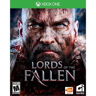 Lords of the Fallen [ Microsoft Xbox One ] [ Full Game Key ] [ Region: U.S. ] [ Instant Delivery ]