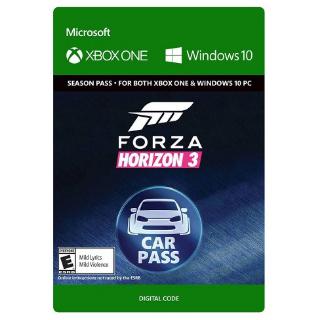 Forza Horizon 3 Car Pass [ Microsoft Xbox One / PC Windows 10 ] [ Season Pass Key ] [ Region: U.S. ] [ Instant Delivery ]