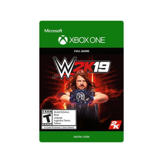 WWE 2K19 [ Microsoft Xbox One ] [ Full Game Key ] [ Region: U.S. ] [ Instant Delivery ]