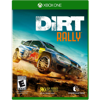 DiRT Rally [ Microsoft Xbox One ] [ Full Game Key ] [ Region: U.S. ] [ Instant Delivery ]
