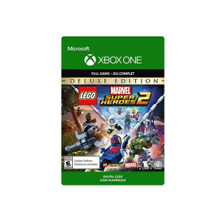 LEGO Marvel Super Heroes 2 Deluxe Edition [ Microsoft Xbox One ] [ Full Game Key ] [ Region: U.S. ] [ Instant Delivery ]