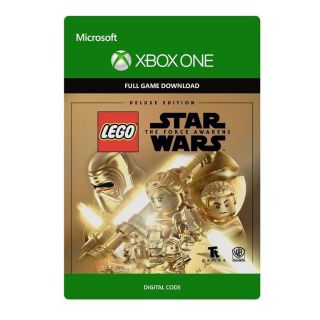 LEGO Star Wars: The Force Awakens Deluxe Edition [Xbox One, X|S] [Full Game Key + DLC] [Region: U.S.] [Instant Delivery]