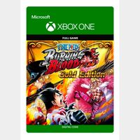 ONE PIECE BURNING BLOOD - Gold Edition [Microsoft Xbox One] [Full Game Key] [Region: U.S.] [Instant Delivery]