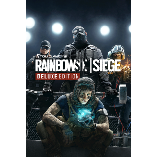 Tom Clancy's Rainbow Six Siege Deluxe Edition [ PC / UPlay ] [ Full Game Key ] [ Regions: U.S. / Canada ] [ Instant Delivery ]