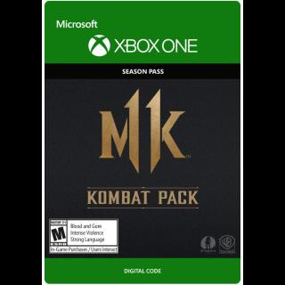 Mortal Kombat 11 Kombat Pack [Microsoft Xbox One] [Game Add-on Key] [Region: U.S.] [Instant Delivery]