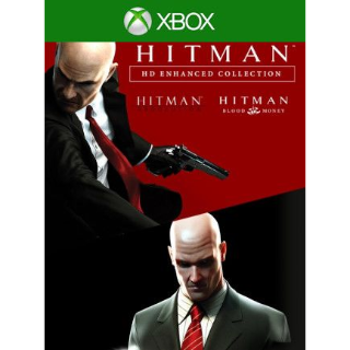 Hitman HD Enhanced Collection [Microsoft Xbox One] [Full Game Key] [Region: U.S.] [Instant Delivery]