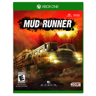 MudRunner [Microsoft Xbox One] [Full Game Key] [Region: U.S.] [Instant Delivery]