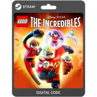 LEGO THE INCREDIBLES [PC / Steam] [Full Game Key] [Region: Global] [Instant Delivery]