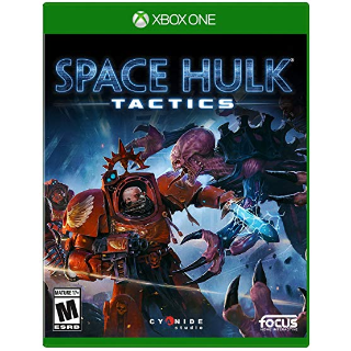 Space Hulk: Tactics [ Microsoft Xbox One ] [ Full Game Key ] [ Region: U.S. ] [ Instant Delivery ]