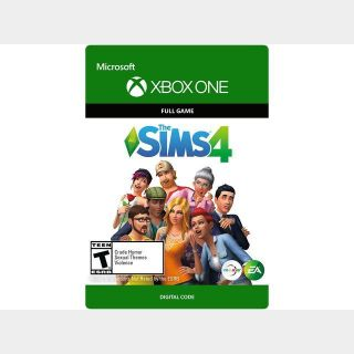 The Sims 4 [Microsoft Xbox One, X|S] [Full Game Key] [Region: U.S.] [Instant Delivery]
