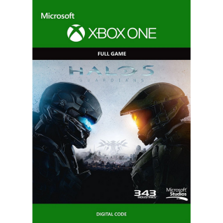 Halo 5: Guardians [ Microsoft Xbox One ] [ Full Game Key ] [ Region: U.S. ] [ Instant Delivery ]