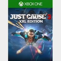Just Cause 3: XXL Edition [Microsoft Xbox One, X|S] [Full Game Key] [Region: U.S.] [Instant Delivery]