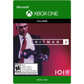 HITMAN 2 [ Microsoft Xbox One ] [ Full Game Key ] [ Region: U.S. ] [ Instant Delivery ]