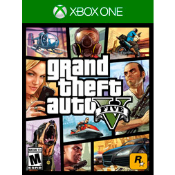 Grand Theft Auto V / GTA 5 [ Microsoft Xbox One ] [ Full Game Key ] [ Region: U.S. ] [ Instant Delivery ]