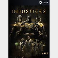 Injustice 2 Legendary Edition [PC / Steam] [Full Game Key] [Region: Global] [Instant Delivery]