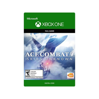 ACE COMBAT 7: SKIES UNKNOWN [ Microsoft Xbox One ] [ Full Game Key ] [ Region: U.S. ] [ Instant Delivery ]