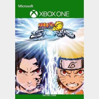 NARUTO: Ultimate Ninja STORM [Microsoft Xbox One, X|S] [Full Game Key] [Region: U.S.] [Instant Delivery]