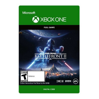 STAR WARS Battlefront II 2 [ Microsoft Xbox One ] [ Full Game Key ] [ Region: U.S. ] [ Instant Delivery ]