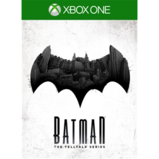 Batman: The Telltale Series - The Complete Season [Microsoft Xbox One] [Full Game Key] [Region: U.S.] [Instant Delivery]