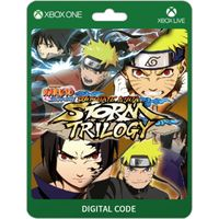 NARUTO SHIPPUDEN: Ultimate Ninja STORM Trilogy [Microsoft Xbox One, X|S] [Full Game Key] [Region: U.S.] [Instant Delivery]