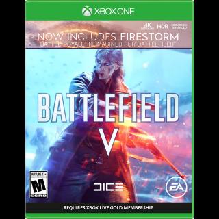 Battlefield V 5 [Microsoft Xbox One] [Full Game Key] [Region: U.S.] [Instant Delivery]
