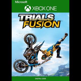 Trials Fusion [Microsoft Xbox One] [Full Game Key] [Region: U.S.] [Instant Delivery]