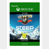 Steep [Microsoft Xbox One] [Full Game Key] [Region: U.S.] [Instant Delivery]
