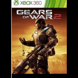 Gears of War 2 [ Microsoft Xbox 360 ] [ Full Game Key ] [ Region: U.S. ] [ Instant Delivery ]