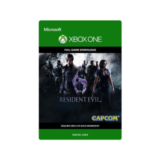 Resident Evil 6 [ Microsoft Xbox One ] [ Full Game Key ] [ Region: U.S. ] [ Instant Delivery ]