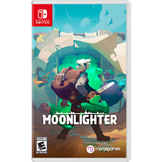Moonlighter [ Nintendo Switch ] [ Full Game Key ] [ Region: U.S. ] [ Instant Delivery ]
