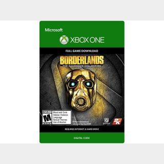 Borderlands: The Handsome Collection [Microsoft Xbox One, X S] [Full Game Key] [Region: U.S.] [Instant Delivery]